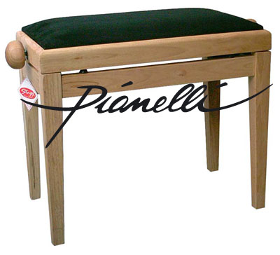banc de piano tabouret de piano banc de piano couleur naturelle neuf ebay. Black Bedroom Furniture Sets. Home Design Ideas