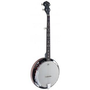 5-string Western Deluxe Banjo, Stagg
