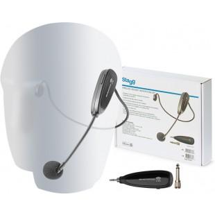 Wireless Headset, Sprache und Gesang, 2.4GHZ, Kabellos Mikrofon