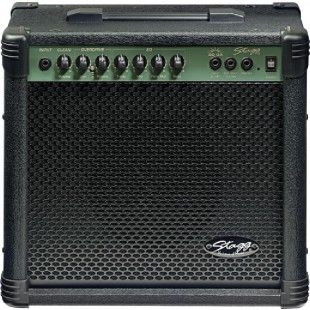 Gitarrenverstärker, Stagg 20 W RMS