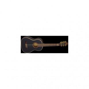 Ortega Konzertgitarre R221 BK-7/8 schwarz