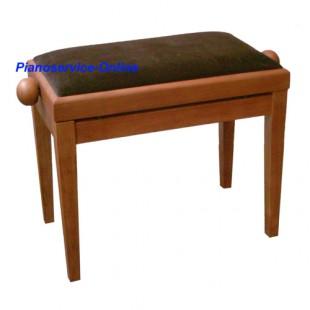 Klavierbank Modell 45 Kirschbaum