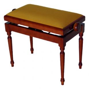 Klavierbank original Burghardt B3 Gründerzeit