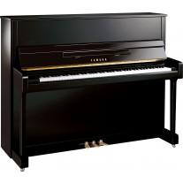 Yamaha B3 Klavier schwarz Hochglanz