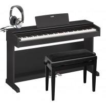 E-Piano Yamaha YDP-143 B schwarz Set, ydp143, klavier, digitalpiano