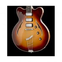 Höfner Semi - Acoustic - Gitarre HVCU-SB-0