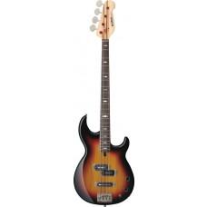 E-Bass Yamaha BB2024 Vintage Sunburst