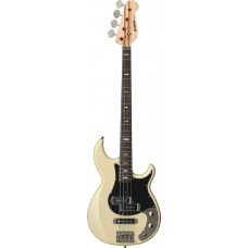E-Bass Yamaha BB2024X Vintage weiß