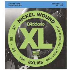 DAddario EXL165 Saitensatz für E-Bass
