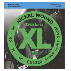 DAddario EXL220 Saitensatz für E-Bass