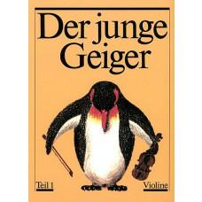 AMA Der junge Geiger, Violinschule, Band 1, 116 Seiten, NM 382a