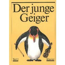 AMA Der junge Geiger, Violinschule, Band 2, 106 Seiten, NM 382b