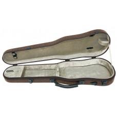 GEWA Violinkoffer 4/4, braun