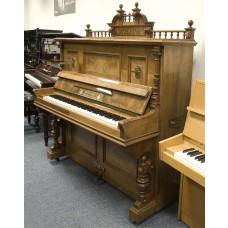 Gründerzeit Klavier - alles neu - wunderschöne Optik!