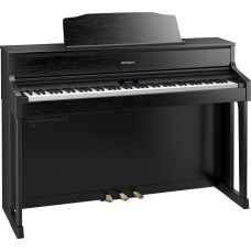 Roland SuperNatural-Piano HP605-CB schwarz satiniert
