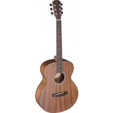 Deveron Series, akustische Auditorium-Gitarre m/ massiver  Mahagoni-Decke