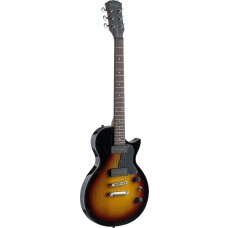 "Rock ""L"" Serie P90 E-Gitarre mit massivem Erlenkorpus"