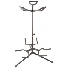 Ständer für 3 Gitarren, zusammenklappbar