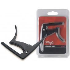 Trigger-Kapodaster für Akustik u. Elektrik-Ukulele