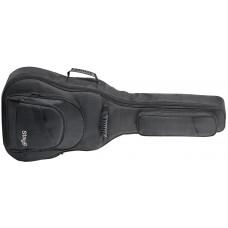 Gigbag, Tasche für Westerngitarre 4/4 mit 15 mm Polsterung