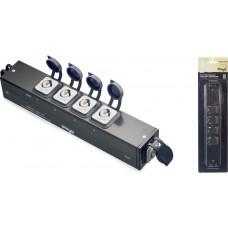 X-Series Neutrik PowerCON 5-way Verteiler