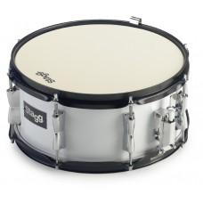 """13""""x 6"""" Marching Snare-Drum mit Gurt"""