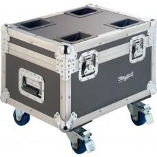 Flight case mit Rollen 54x42x46 cm
