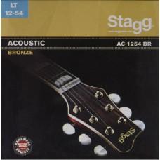 Bronze Saitensatz für Akustikgitarre - Light, Stagg