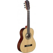 3/4 Konzertgitarre mit massiver Fichtendecke aus der Cereza Serie von Angel Lopez