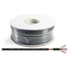 Mikrofon Kabel 6 mm - 2 Geleiter, 100 Meter