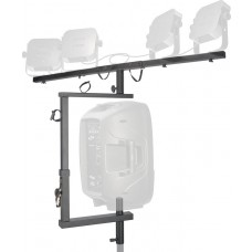 Lichterweiterung für Lautsprecherstativ, Lichtstativ, Lichtständer, LED Scheinwerferbar