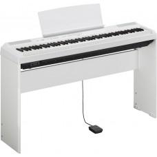 Yamaha E-Piano P115 WH weiß Set 1 mit festem Ständer