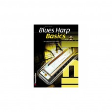 Blues Harp Basics (mit CD) - Dieter Kropp