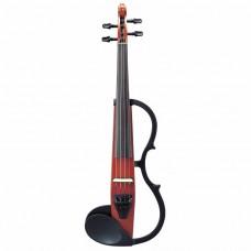 e-Geige Yamaha SV-130 Silent Violin BR braun 4/4