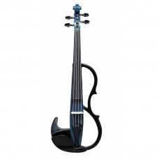 e-Geige Yamaha SV-200 Silent Violin OB blau 4/4