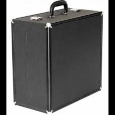 Weltmeister Knopf-Akkordeonkoffer schwarz