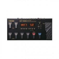 Boss Multieffekt und Amp-Modeling GT-100
