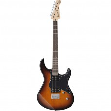 Yamaha E-Gitarre Pacifica 120 H TBS Tobacco Brown Sunburst