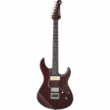 Yamaha E-Gitarre PA611 HFM RB Root Beer