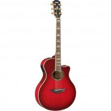 Yamaha Westerngitarre APX1000 CRB Crimson Red Burst