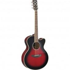 Yamaha Westerngitarre CPX700II DSR Dusk Sun Red