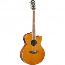 Yamaha Westerngitarre CPX700II T Tinted