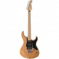 Yamaha E-Gitarre Pacifica VMX YNS Yellow Natural Satin