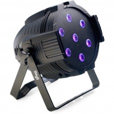 King LED Spotlight 7 x 10W RGBW 4-in-1 LEDs LED Scheinwerfer, Spot, Licht, Spotlight
