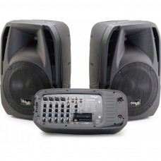 transportables 200W PA System