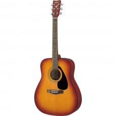Westerngitarre Yamaha F310 TBS, Tobaco brown sunburst, inkl. Tasche