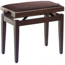 Klavierbank Modell 45 Nussbaum dunkel