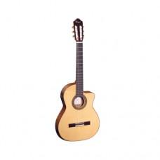 Elektrifizierte Konzertgitarre RCE400st Ortega