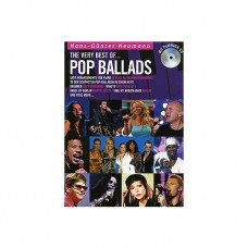 """Hans Günter Heumann - """"The Very Best Of Pop Ballads"""""""