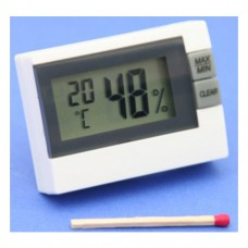 Digital-Hygrometer /Thermometer weiß